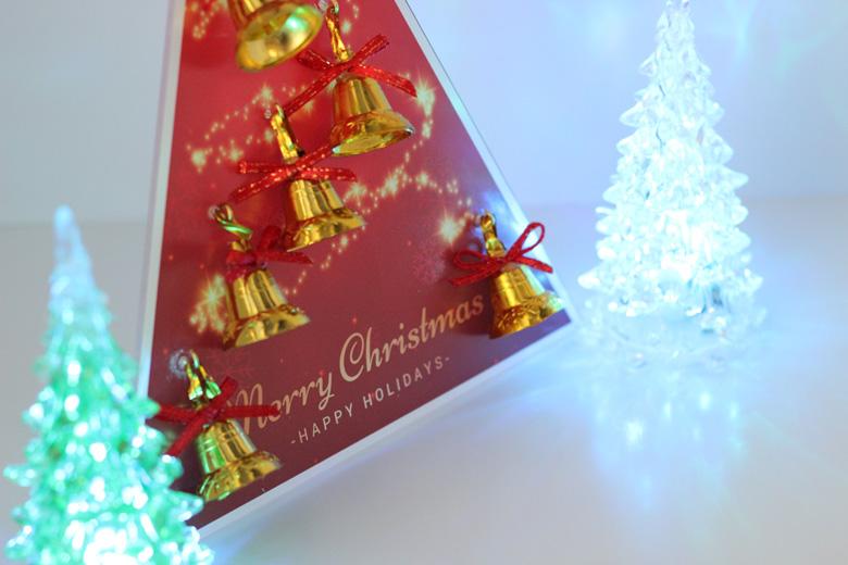 卓上クリスマスツリー UVプリントのアイキャッチ画像