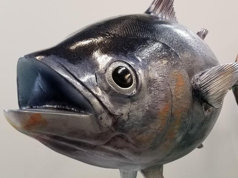 ちびマグロ紹介【FRP製水産オブジェ】のアイキャッチ画像